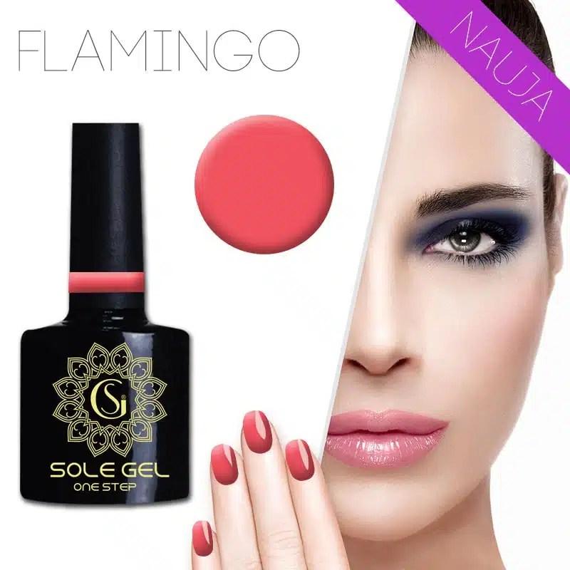 sole gel lakas flamingo 90