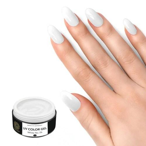 sole-pro-gel-white-no26