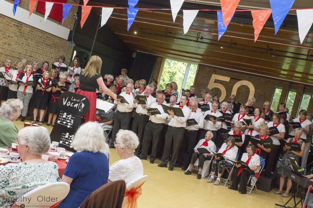 Local Vocals Choir