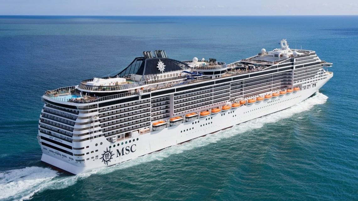 MSC Preziosa – luxus hajóút a Földközi-tengeren