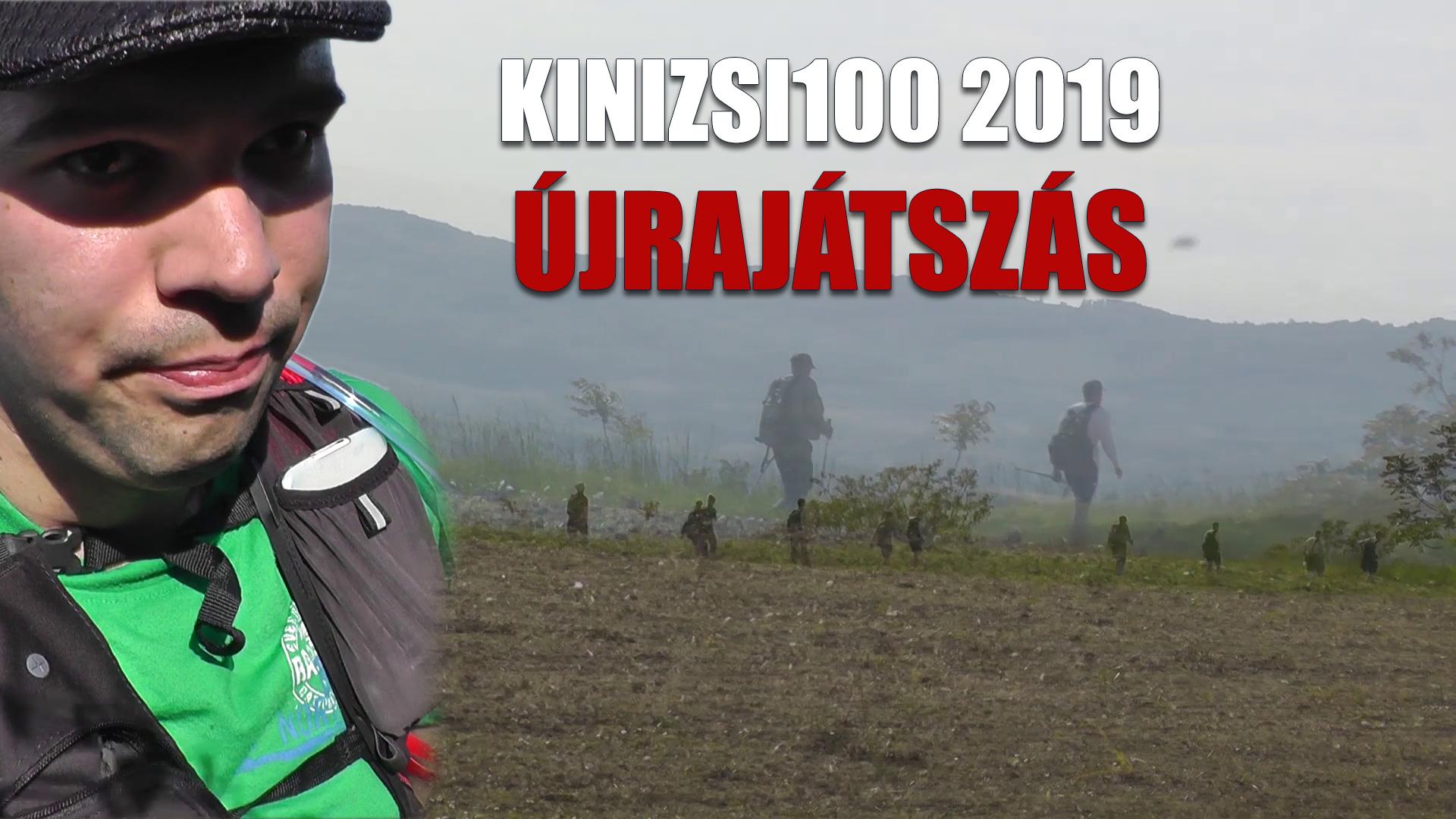 Kinizsi100 2019 Újrajátszva