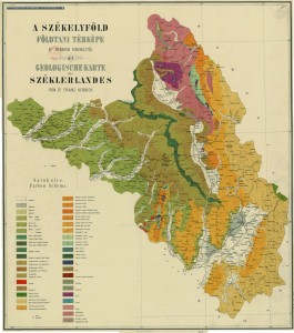 Székelyföld 1878 c