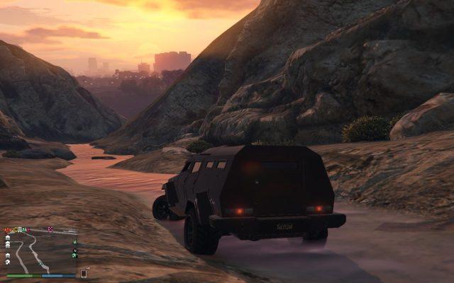 GTA Online Insurgent