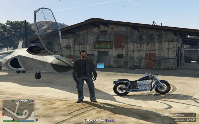 GTA Online Motorcycle Club