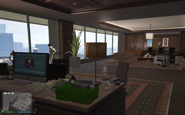 GTA Online CEO