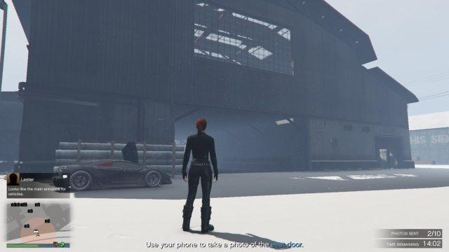 GTA Online catsuit