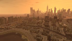 GTA 4 city