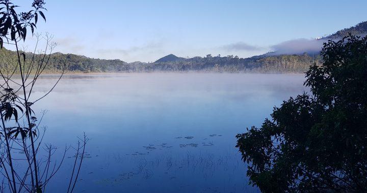 Foto Laguna Naha Selva Lacandona