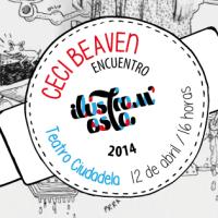 Ilústram'esta 2014 / Encuentro / 12 abril