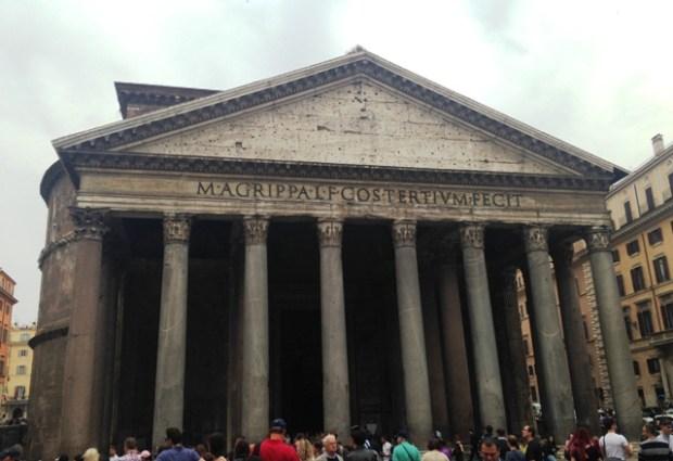 Roteiro de 3 dias em Roma