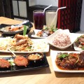 Cha Thai - Our Spread at Cha Thai