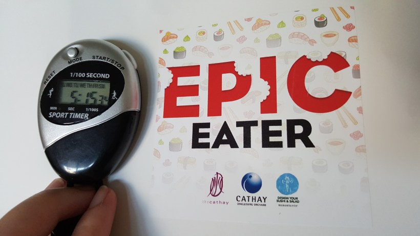 Epic Eater 2016 Presented By Cathay Mall - Epic Eater