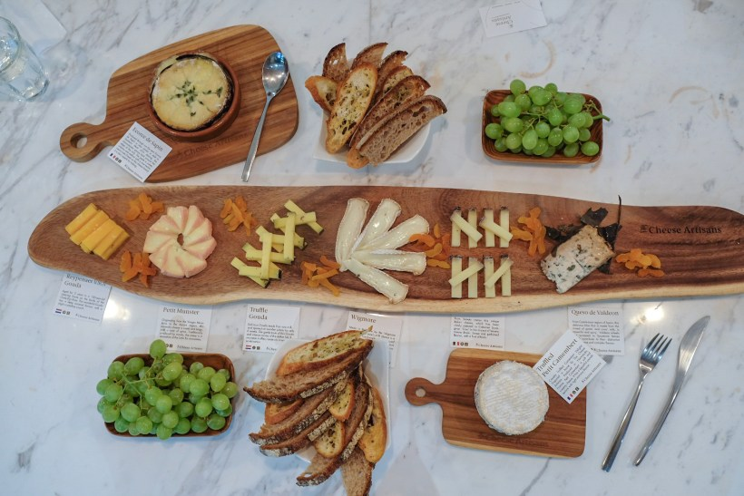 The Cheese Artisans At Greenwood Avenue Has More Than Cheeses - Cheeses