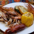 Rasa Sayang BBQ Seafood Buffet At The Royale @ Mercure Singapore Bugis - BBQ Seafood