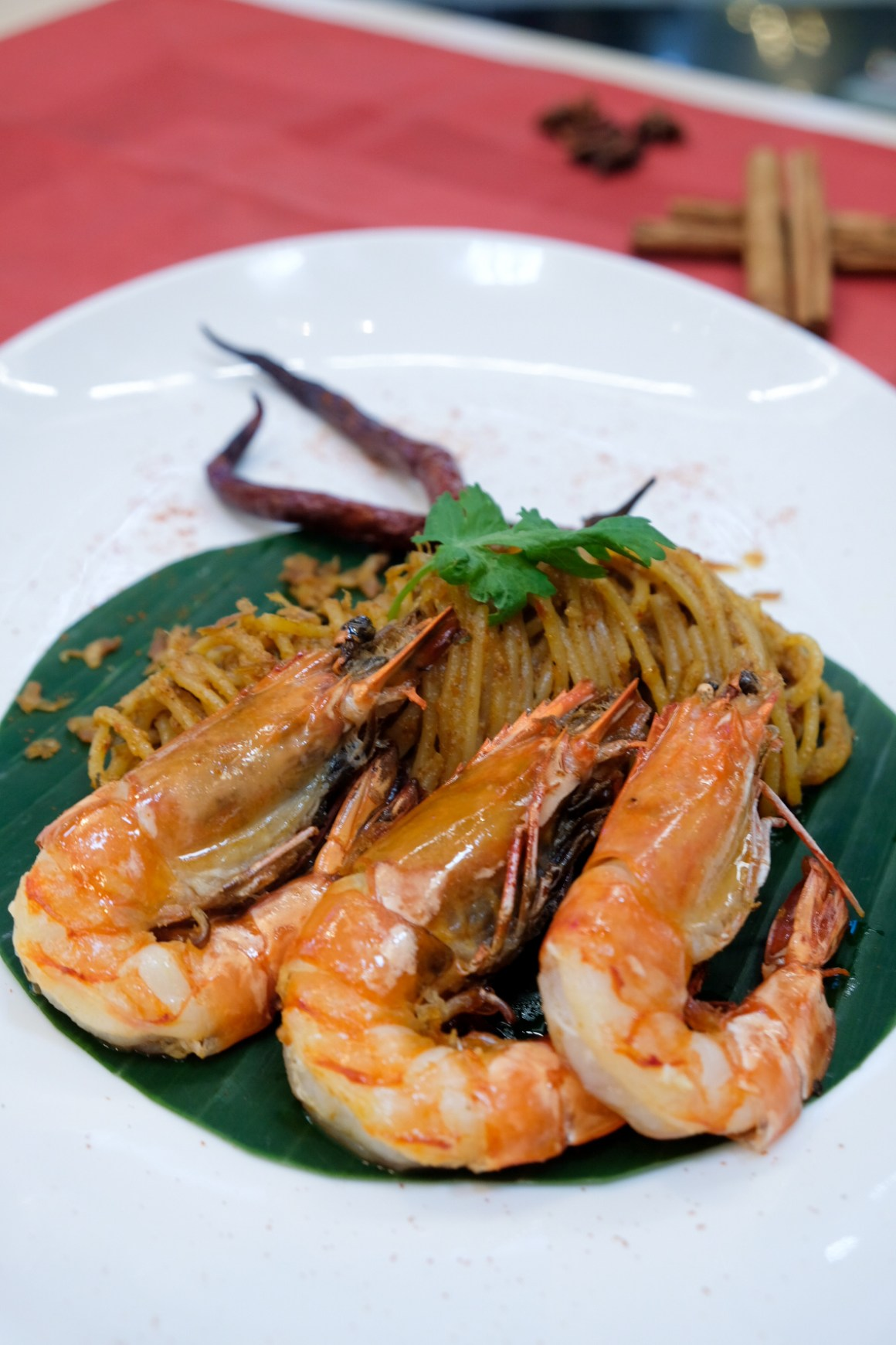 Where To Shop And Dine On 2019 National Day Long Weekend - Laksa Prawn Pasta by Fumee By Hanabos