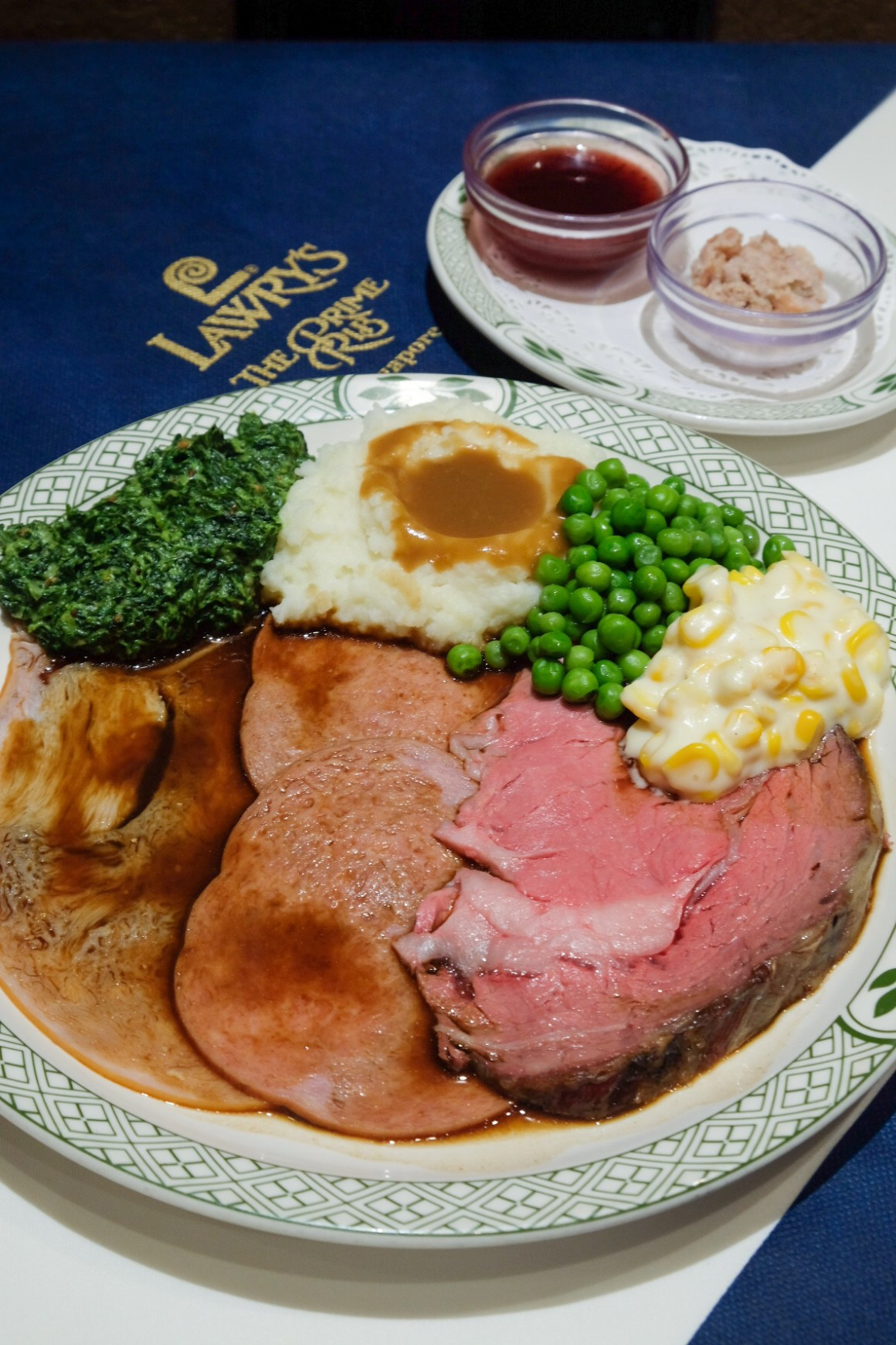 Christmas 2019, Dining & Takeaway - Signature Roasted PRime Rib of Beef with Turkey Combo