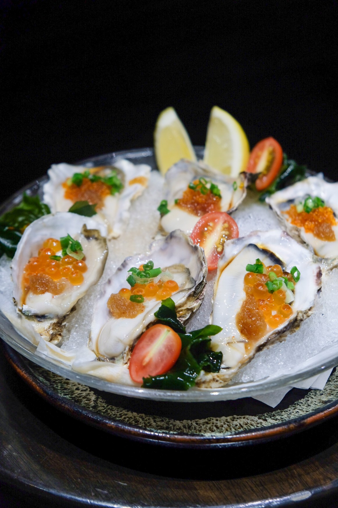 TEN Sushi At The Quayside - Japanese Fresh Oysters (6pcs-S$28++, 12pcs-S$49++)
