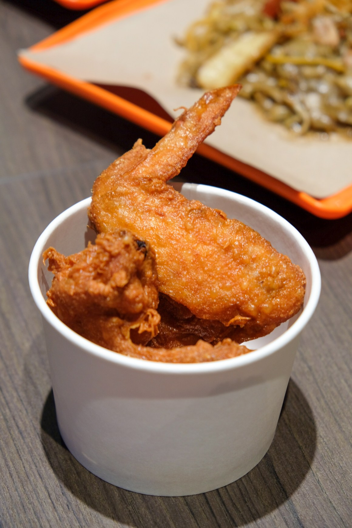 Fried Chicken Wing by Pang's Hakka Noodle