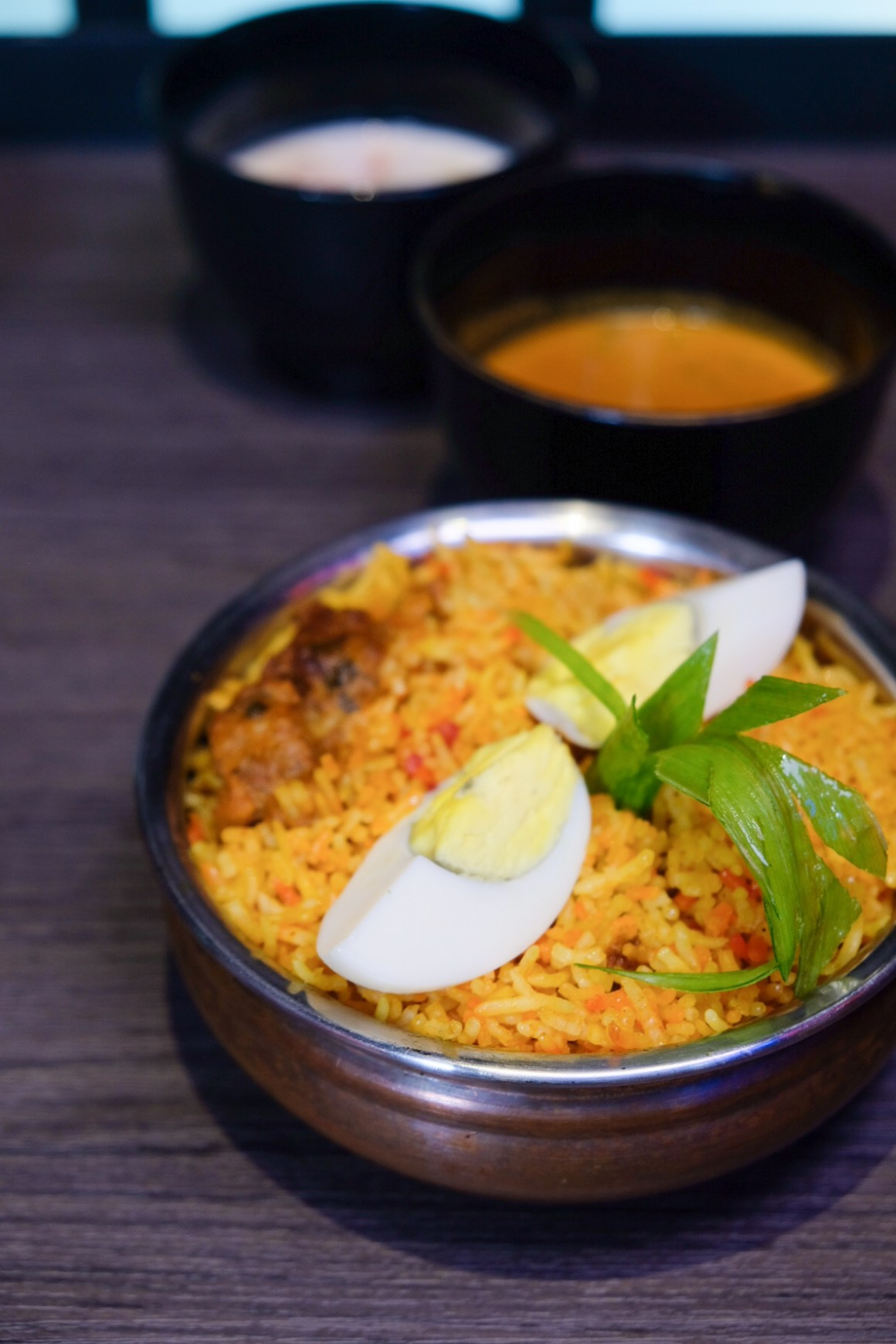Xin Tekka The Food Hall At Tekka Place - Mutton Biryani by RW Express