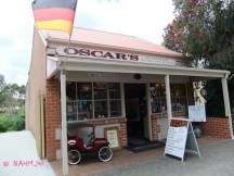 Oscar's of Hahndorf, Selling Old & New