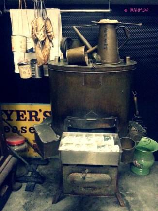 Vintage Coffee Brewing Equipment