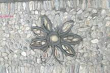 Decor on Floor Flower