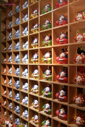 Clay Figurine Shop