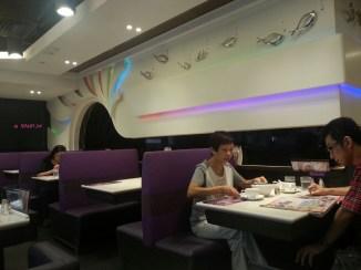 Tai Hing Cafe Interior