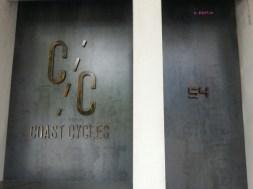 Coast and Company Signage