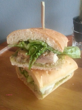 My Sandwich, Chicken Avo