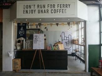 Unar @ Star Ferry Pier