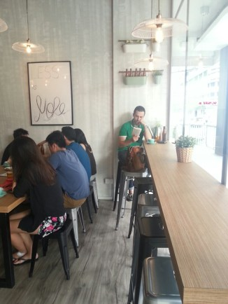 Another View of Cafe
