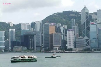 Weekend In HK In July 2014 - Another View From Harbourcity
