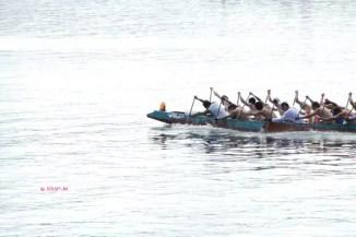 Dragon Boat Practice