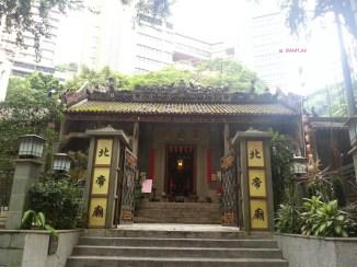 Pak Tai Temple @ Wan Chai