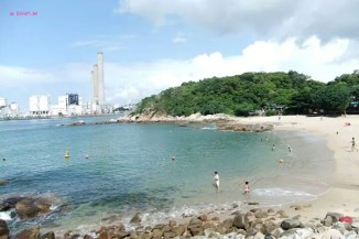 Another View of Hung Shing Ye Beach