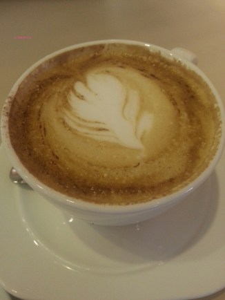 My Dine-in Order, Cappuccino