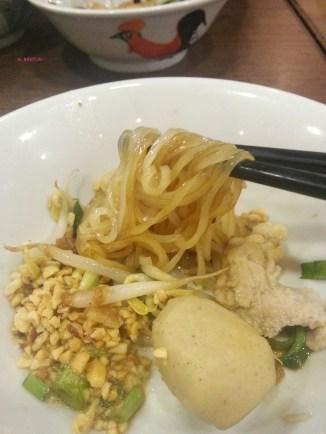 Thai Boat Noodle (Dry)