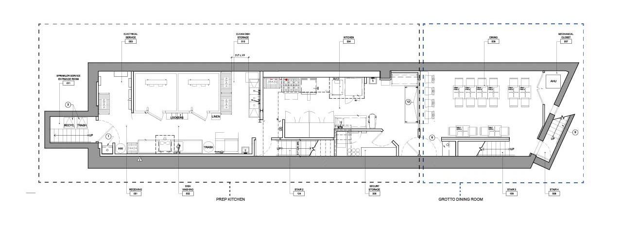 DGS | Cellar Level