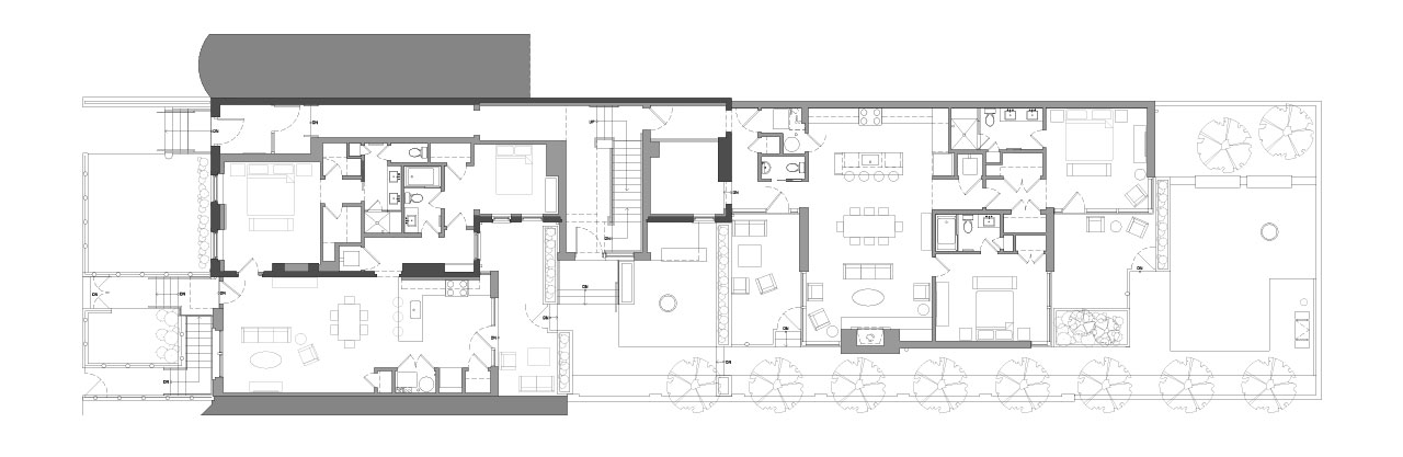Prather Building | Ground Floor