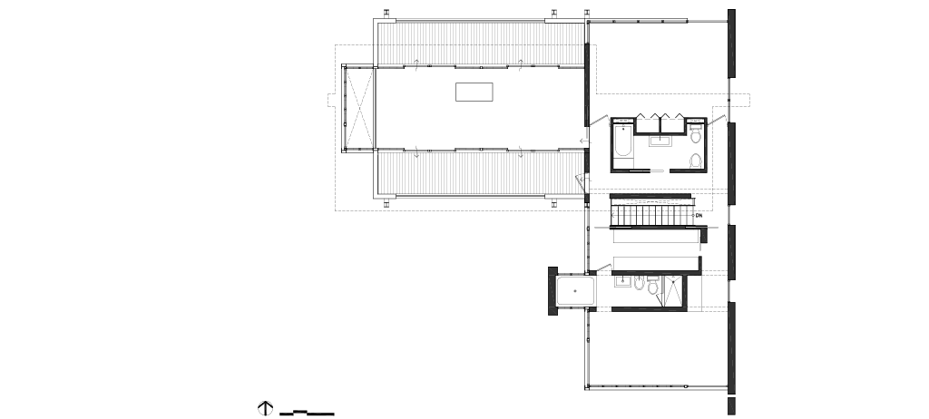 Second Floor Plan - After