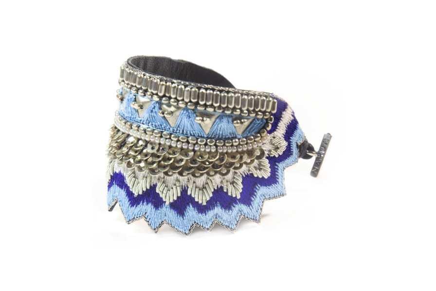 Bracelet ethnique Maheswari | Klein | Photo 2