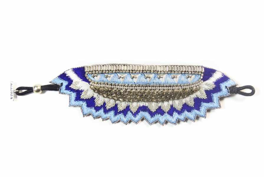 Bracelet ethnique Maheswari | Klein | Photo 1