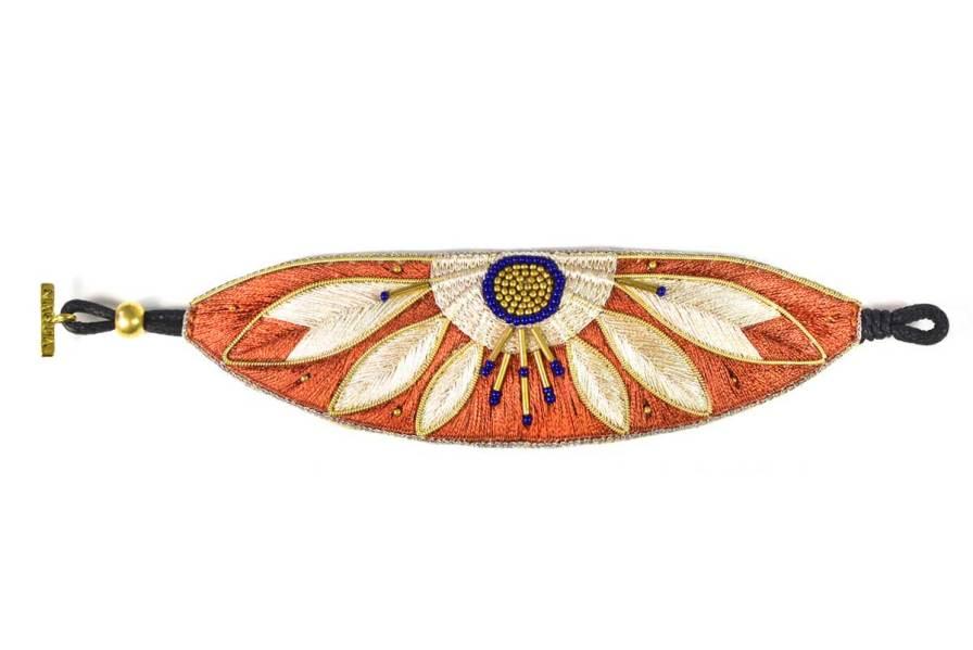 Bracelet ethnique Apauline | Copper | Photo 3