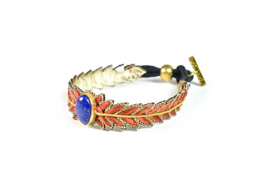 Bracelet chic Loriane | Copper | Photo 2
