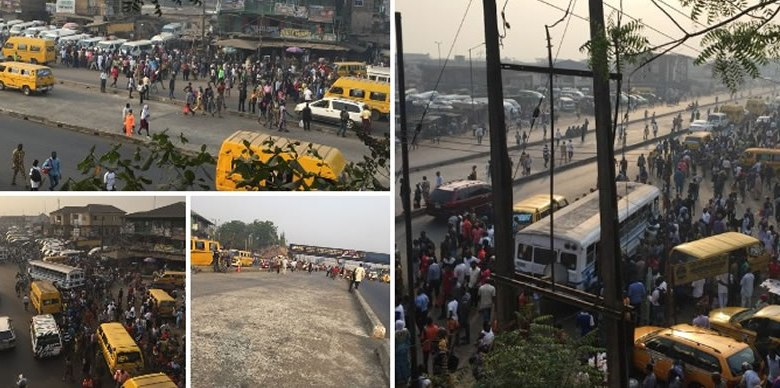 Okada-Ban - Protests soars in Lagos State