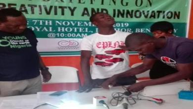 Photo of Physically Challenged College Graduate, Other Invent Power Bank, Solar Inverter
