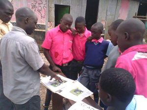 For the Boy child – a visit to Kamiti Juvenile Prison