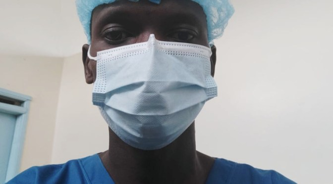 How adversity shaped one of Mt. Elgon's newest doctors