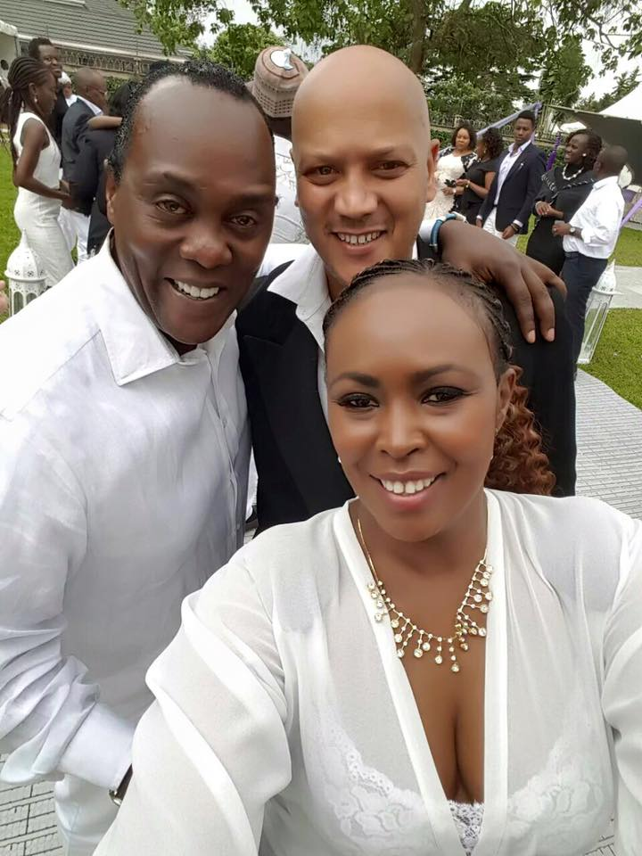 Wedding Photos Safaricom CEO Bob Collymore Gets Married Naibuzz
